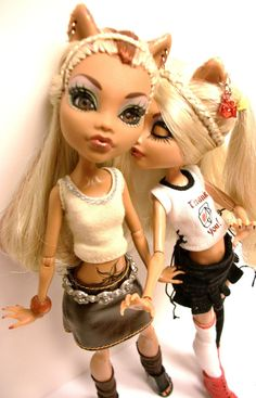 Monster High OOAK Dolls by Ebay Seller - dorothyawilliams2011