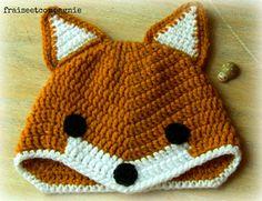comment tricoter un renard