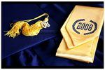 A shiny tassel, a school ring, the cap and gown–these symbols of accomplishment are part of what makes up the meaningful ritual of a graduation ceremony. The colorful satin stole that proud graduates wear celebrates exceptional academic achievement or affiliation with a respected social or fraternal group.  You can make a stole with straight...