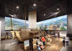 Saemangeum Museum, Jeollabuk-do / 새만금 박물관