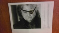 Peephole WIN  Seriously considering this for the dorm door, since I'm the RA. I do what I want. lol jk