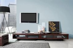 """Eastwood Series Combo A - Joe Wall Unit (Wenge) (14.0""""H x 47.25""""W x 20.70""""D) by Jus Design. $985.00. Recommended use with flat-panel TVs of up to 75"""" and perfect with wall mounted flat screens. Color: Wenge. Size: 14.0""""H x 47.25""""W x 20.70""""D. Unique combination of two Eastwood 47 entertainment centers. This item ships common carrier.. The wenge Joe Wall Unit combines the ultra low and ultra sleek design of two Eastwood 47s to create the ultra modern wall unit (941/..."""