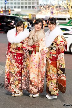 Japanese culture is known for having a unique history and fashion story. Rooted in tradition, japanese kimonos are a classic fashion staple that has adopted many evolutions in the modern era. Japanese women wear kimonos mostly in ceremonies, like the coming of age day celebrating reaching 20 years old. -Cheyenne B.