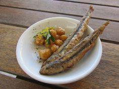 Gavros, little fried fishies!