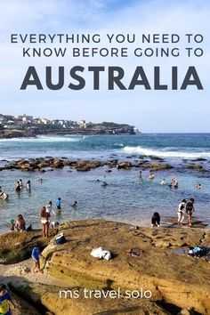 17 Things to Know Before Travelling to Australia – ms travel solo - Travel Australia Destinations, Australia Travel Guide, Visit Australia, Travel Destinations, Australia Trip, Coast Australia, Sydney Australia, Holiday Destinations, Best Places To Travel