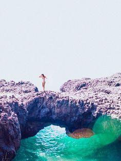Dive into adventure.