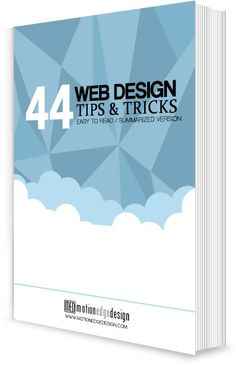 44 Web Design Tips