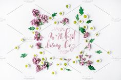Work hard. Dream big. Wedding Card Templates