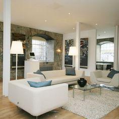 Suna Interior Design marketing suite at Royal William Yard for Urban Splash