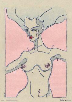 Desire by Alex Noble