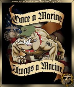 Once a Marine Always A Marine XL Large Decal 10 X 8 in the United States Marine Corps T Shirts, Marine Corps Tattoos, Marine Corps Humor, Marine Tattoo, Us Marine Corps, Usmc Tattoos, Tatoos, Military Tattoos, Marine Quotes