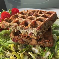mentions J'aime, 164 commentaires - Thibault Geoffray mentions J'aime, 164 commentaires - Thibault Geoffray Granola, Waffles, Healthy Recipes, Healthy Food, Muffins, Food And Drink, Low Carb, Madame, Breakfast