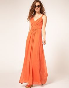 The versatile maxi dress is truly a must-have: perfect for daytime, nighttime, or anything in between. Maxi dresses, is the most comfortab. Coral Maxi, Summer Dresses, Formal Dresses, Maxi Dresses, Cool Style, My Style, To My Daughter, Daughters, Fashion Outfits