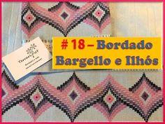 Decoration, Minis, Cross Stitch Patterns, Diy, Blanket, Crochet, Youtube, Alice, Bargello Patterns
