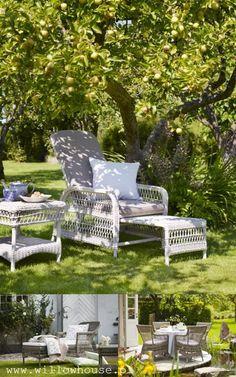 Georgia Garden romantyczne meble ogrodowe Sika-Design