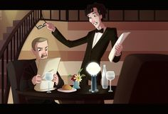 Surprise  Sherlock  Deviantart by sadcat