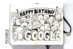 15.Doodle - Happy Birthday Google ! :D | Flickr - Photo Sharing!