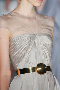Christophe Josse Fall 2012 Couture
