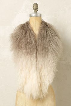 I love this scarf from Anthropologie, it's so fluffy and glam! A really great investment piece for your mum to add to her wardrobe!