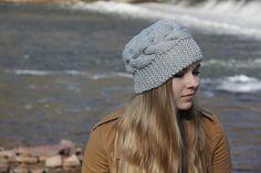 Ravelry: Silt & Stone Hat pattern by Jennifer Dassau