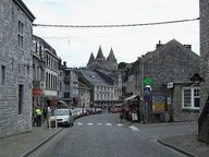 Durbuy, the smallest city in the world - Belgica