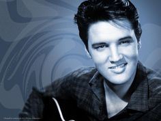 In memory of Elvis Presley