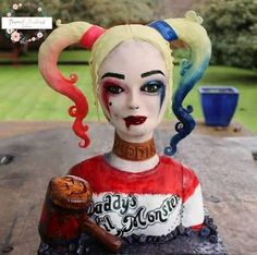 Image result for suicide squad cake