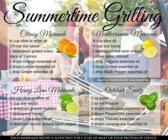 These delicious marinades are sure to become your new go-to recipes!