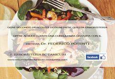 erboristeria botanicum - dietista dr federico potenti