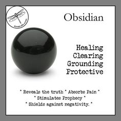 Crystal of the Month: Obsidian – Zinzeudo Infinite Wellness Chakra Crystals, Crystals And Gemstones, Stones And Crystals, Natural Gemstones, Gem Stones, Obsidian Meaning, Obsidian Stone, Meditation Crystals, Crystal Healing Stones