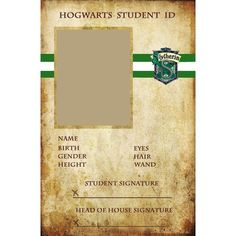 Slytherin ID by animejunkie106 ❤ liked on Polyvore featuring harry potter, hogwarts, slytherin, backgrounds and other