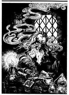 .Elminster from Dragon Magazine #110