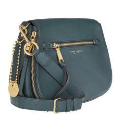 Marc Jacobs Recruit Saddle Bag Teal Geschenke unter 500 € bei Fashionette