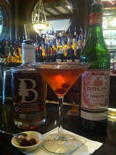 Capital Cooking with Lauren DeSantis: Thinking of Drinking: Dancing Manhattan