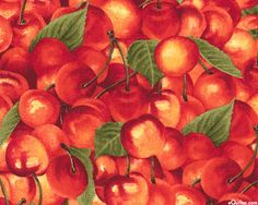 Cherries - Just Picked - Spice Red