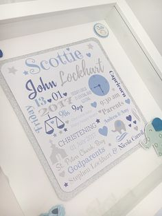 Christening Frames, Scottie, Giving, Great Gifts, Scottie Dog, Amazing Gifts, Scottish Terrier