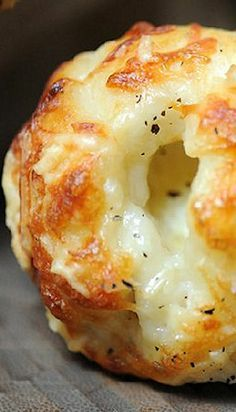 Cheesy Garlic Bites