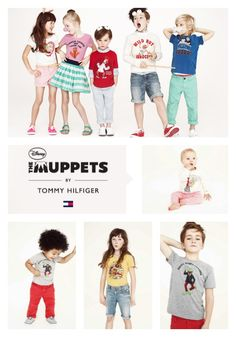 a44c82a0 The Muppets by Tommy Hilfiger Spring 2013 Kid Styles, Kids Shop, Cool Kids,
