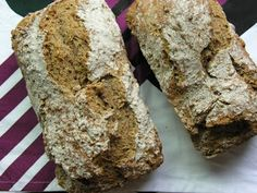 Chaan Paai: Mary Rowley's Irish brown bread recipe