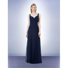 Bill Levkoff Bridesmaid Dress 1213