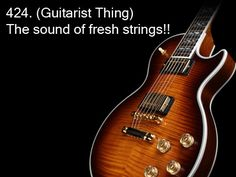 Guitarist Problems