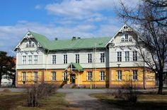 Raahe Seminar,Northern Ostrobothnia province of Finland . - Pohjois-Pohjanmaa