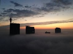 "Spooky ""radiation fog"" turns Saitama cityscape into Silent Hillovernight   RocketNews24"