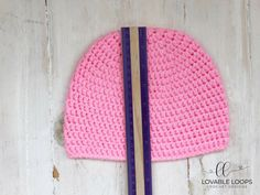 Free basic beanie crochet pattern for all sizes; Pattern has been designed and measured to fit each size as perfectly as possible. Crochet Baby Hats Free Pattern, Beanie Pattern Free, Granny Square Crochet Pattern, Baby Blanket Crochet, Knitting Patterns, Crochet Patterns, Crochet Hats, Crochet Basics, Crochet Projects