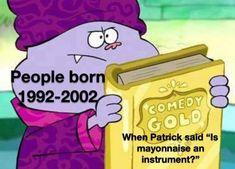 Great Memes, Teen Titans Go, Spongebob, Popular Memes, Comedy, Lunch Box, Relationship, Sayings, Teaching
