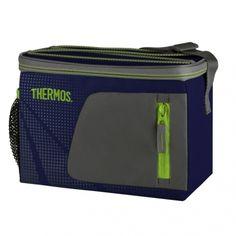 Chladiaca taška uchová jedlo dlhšie chladné - chladiaca taška Thermos s viacvrstvovou izoláciou.