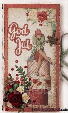 Chokladkort med Majapapper Ladder Decor, Scrapbooking, Inspiration, Home Decor, Biblical Inspiration, Decoration Home, Scrapbook, Interior Design, Scrapbooks