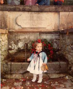 #Enrrame de la #fuente de #San #Fernando. 30 de mayo. #Hotelmigal. #Restaurante #migal. #Cue. #Llanes. #Asturias. #Spain.