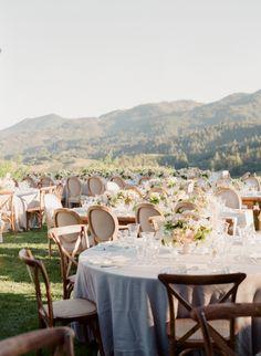 Garden wedding inspiration: http://www.stylemepretty.com/2017/02/20/elevate-your-wedding-bar-without-breaking-the-bank/ Photography: Jesse Leake - http://www.jesseleake.com/