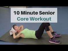 10 Minute Core Workout To Blast Belly Fat – Fitness With Cindy Target that stubborn weight around your midsection with this 10 minute core workout. Do it three times per week combined with healthier. Senior Fitness, Fitness Tips, Health Fitness, Senior Workout, Zumba Fitness, Health Club, Physical Fitness, Fitness Motivation, Do Exercise